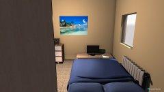 Raumgestaltung Julian 1 in der Kategorie Schlafzimmer
