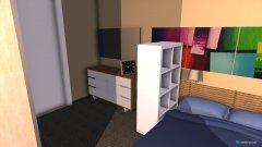 Raumgestaltung Julian 2 in der Kategorie Schlafzimmer