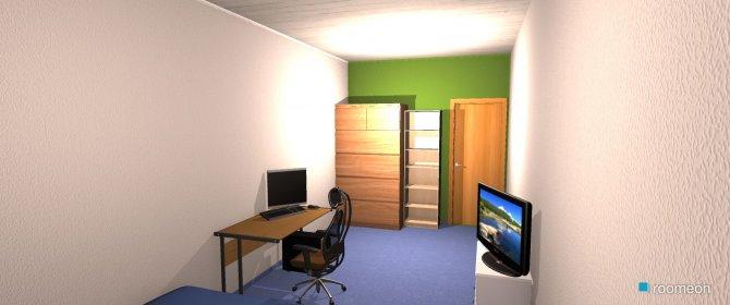 Raumgestaltung Julian in der Kategorie Schlafzimmer