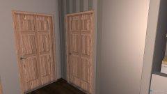Raumgestaltung Julianas kellerzimmer in der Kategorie Schlafzimmer