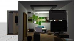 Raumgestaltung julians raum 1 in der Kategorie Schlafzimmer