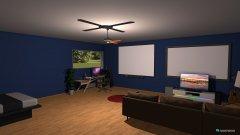 Raumgestaltung JuzdinZimmerTraum2022 in der Kategorie Schlafzimmer