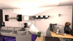 Raumgestaltung kacperpokój v1 in der Kategorie Schlafzimmer