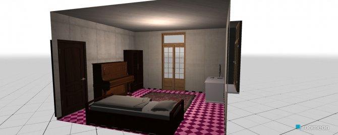Raumgestaltung kamal in der Kategorie Schlafzimmer