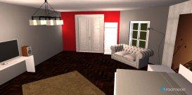 Raumgestaltung Kamar 1 in der Kategorie Schlafzimmer