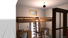 Raumgestaltung Kamar Anak2 in der Kategorie Schlafzimmer