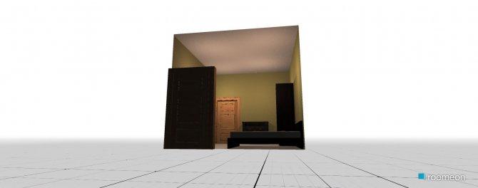 Raumgestaltung kamar gue coi in der Kategorie Schlafzimmer