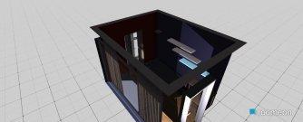 Raumgestaltung KAMAR in der Kategorie Schlafzimmer