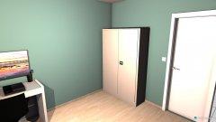 Raumgestaltung kamer keano in der Kategorie Schlafzimmer
