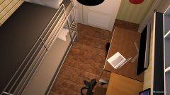 Raumgestaltung kampine spinta 2 in der Kategorie Schlafzimmer