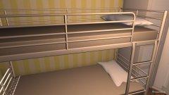 Raumgestaltung kampine spinta in der Kategorie Schlafzimmer