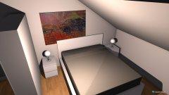 Raumgestaltung Kanalstr. SZ Schreibtisch in der Kategorie Schlafzimmer