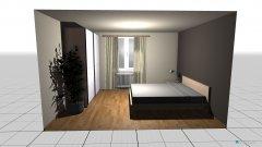 Raumgestaltung karin in der Kategorie Schlafzimmer