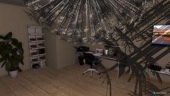 Raumgestaltung karo in der Kategorie Schlafzimmer