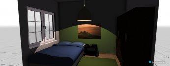 Raumgestaltung Karoly Molnar 2 in der Kategorie Schlafzimmer