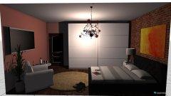 Raumgestaltung Kasia in der Kategorie Schlafzimmer