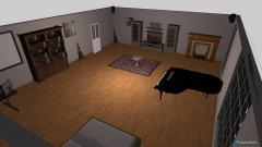 Raumgestaltung Kaszełe in der Kategorie Schlafzimmer