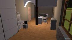 Raumgestaltung Kathrin Zimmer in der Kategorie Schlafzimmer