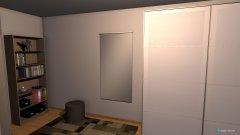 Raumgestaltung Katrin's Zimmer in der Kategorie Schlafzimmer
