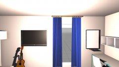 Raumgestaltung Kaylyn in der Kategorie Schlafzimmer