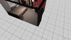 Raumgestaltung Keanu in der Kategorie Schlafzimmer