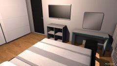 Raumgestaltung Kedenburgstr Schlafzimmer in der Kategorie Schlafzimmer