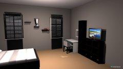 Raumgestaltung Kel in der Kategorie Schlafzimmer