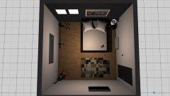 Raumgestaltung Keller raum tobias in der Kategorie Schlafzimmer