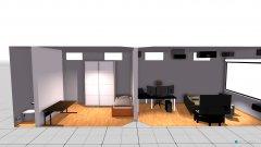Raumgestaltung Keller Raum  in der Kategorie Schlafzimmer