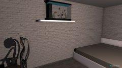 Raumgestaltung Keller in der Kategorie Schlafzimmer