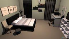 Raumgestaltung kels room in der Kategorie Schlafzimmer