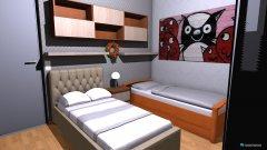 Raumgestaltung kids bed in der Kategorie Schlafzimmer