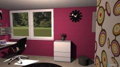 Raumgestaltung Kids Bedroom in der Kategorie Schlafzimmer