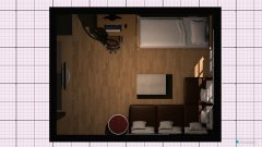 Raumgestaltung KIKI-soba in der Kategorie Schlafzimmer