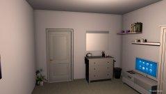 Raumgestaltung kimis zimmer in der Kategorie Schlafzimmer