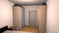 Raumgestaltung Kinderzi als Schlafzi in der Kategorie Schlafzimmer