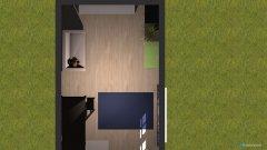 Raumgestaltung Kinderzimmer 1.2 in der Kategorie Schlafzimmer