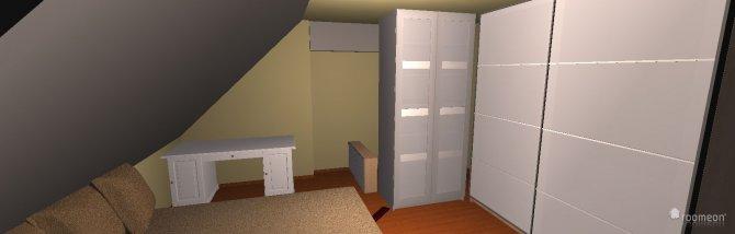 Raumgestaltung Kinderzimmer 1 in der Kategorie Schlafzimmer