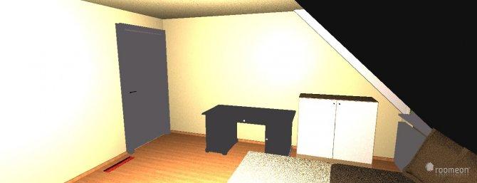 Raumgestaltung Kinderzimmer 3 in der Kategorie Schlafzimmer