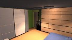 Raumgestaltung Kinderzimmer als Schlafzimmer in der Kategorie Schlafzimmer