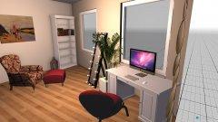 Raumgestaltung Kinderzimmer Arbeitszimmer in der Kategorie Schlafzimmer