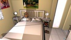 Raumgestaltung Kinderzimmer Lork weiss in der Kategorie Schlafzimmer