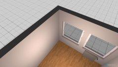 Raumgestaltung Kinderzimmer in der Kategorie Schlafzimmer