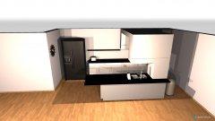 Raumgestaltung kitchen in der Kategorie Schlafzimmer