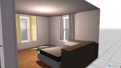 Raumgestaltung kizi in der Kategorie Schlafzimmer