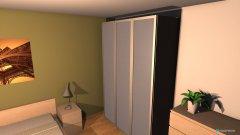 Raumgestaltung kl1 in der Kategorie Schlafzimmer