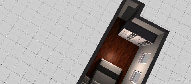 Raumgestaltung Klaus & Michael 2 in der Kategorie Schlafzimmer