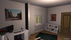 Raumgestaltung kleines Schlafzimmer in der Kategorie Schlafzimmer