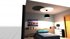 Raumgestaltung KMC Big Room in der Kategorie Schlafzimmer