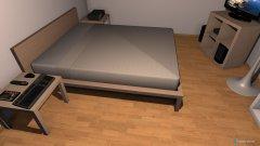 Raumgestaltung Knut'S Zimmer  in der Kategorie Schlafzimmer